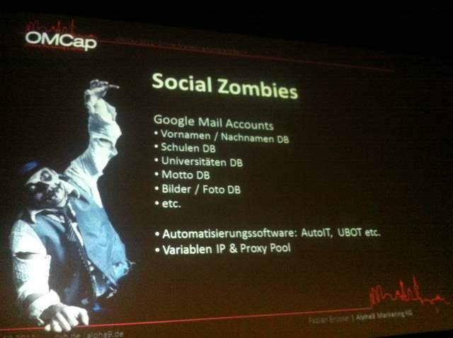 Sozial Zombies