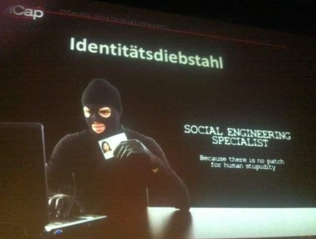 SEO Identitätsdiebstahl