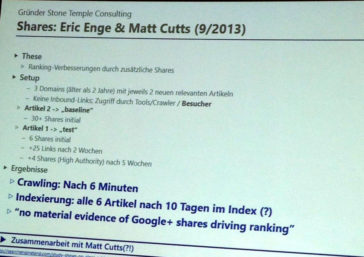 Eric Enge & Matt Cutts