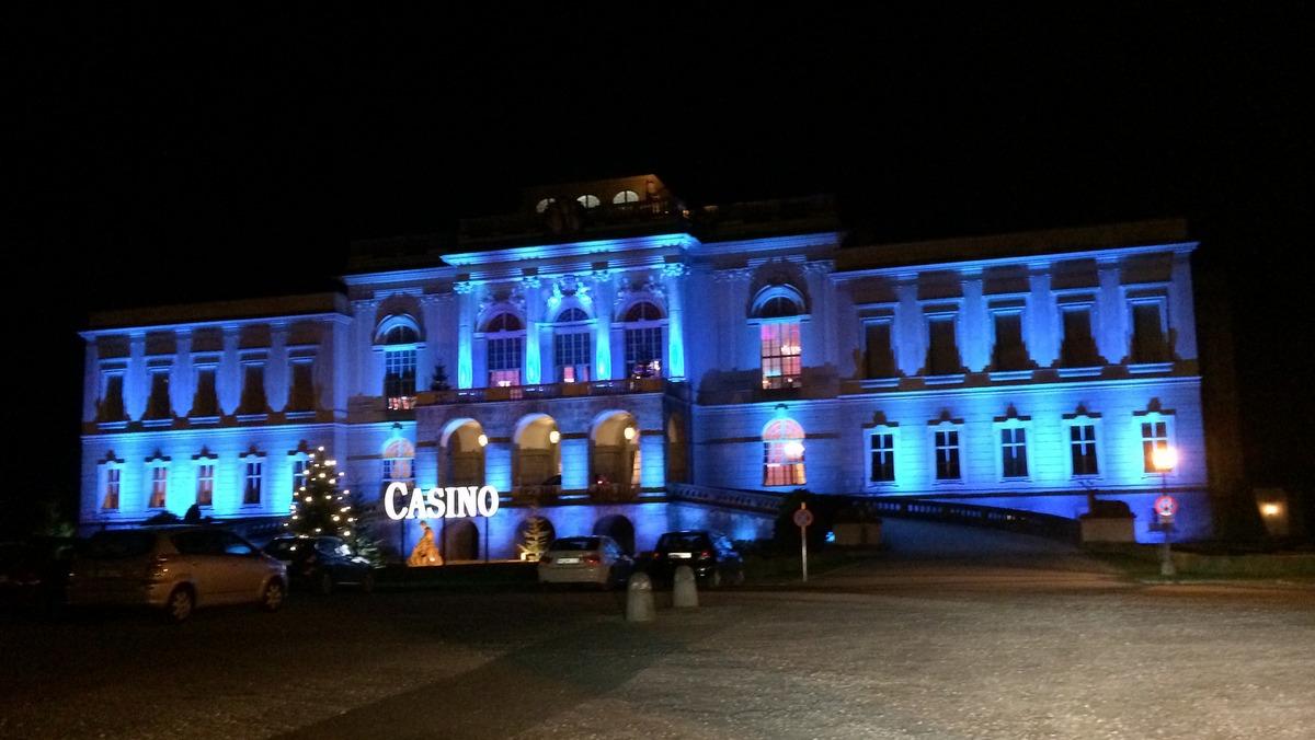Das Casino in Salzburg