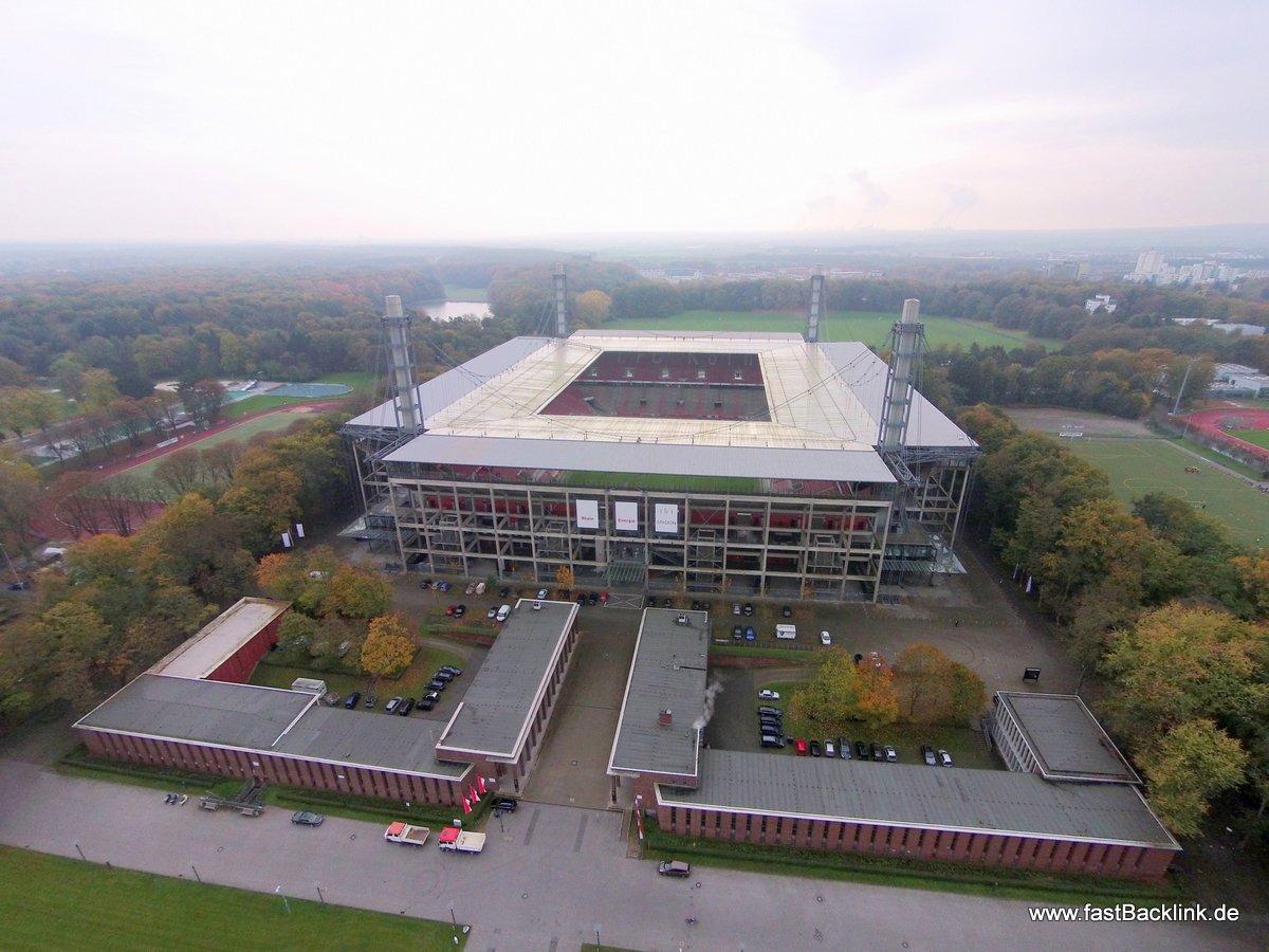 SEO Day 2014 Veranstaltungsort: Rheinenergiestadion Köln
