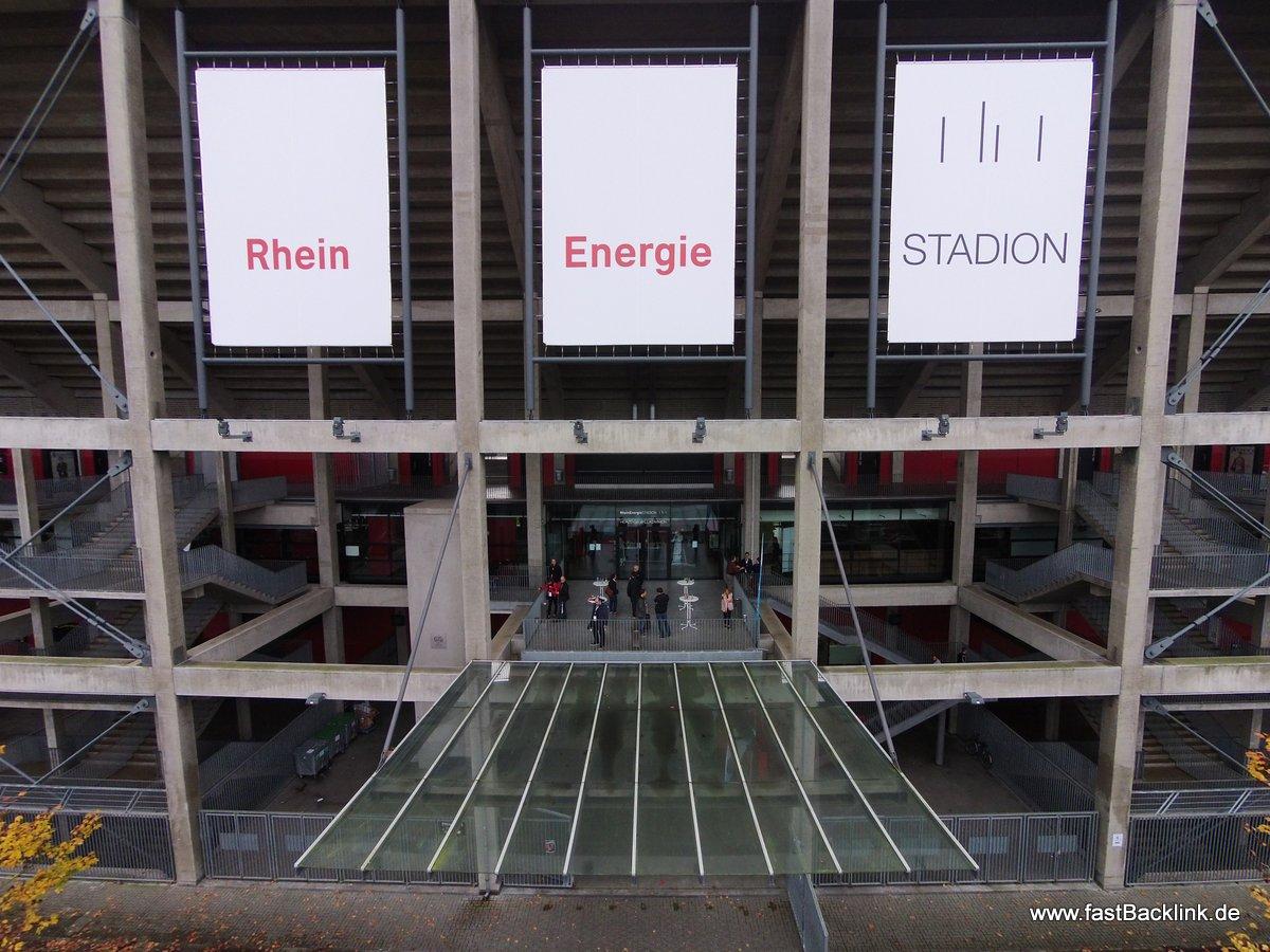 SEO Day im Rhein Energie Stadion am 30.10.2014