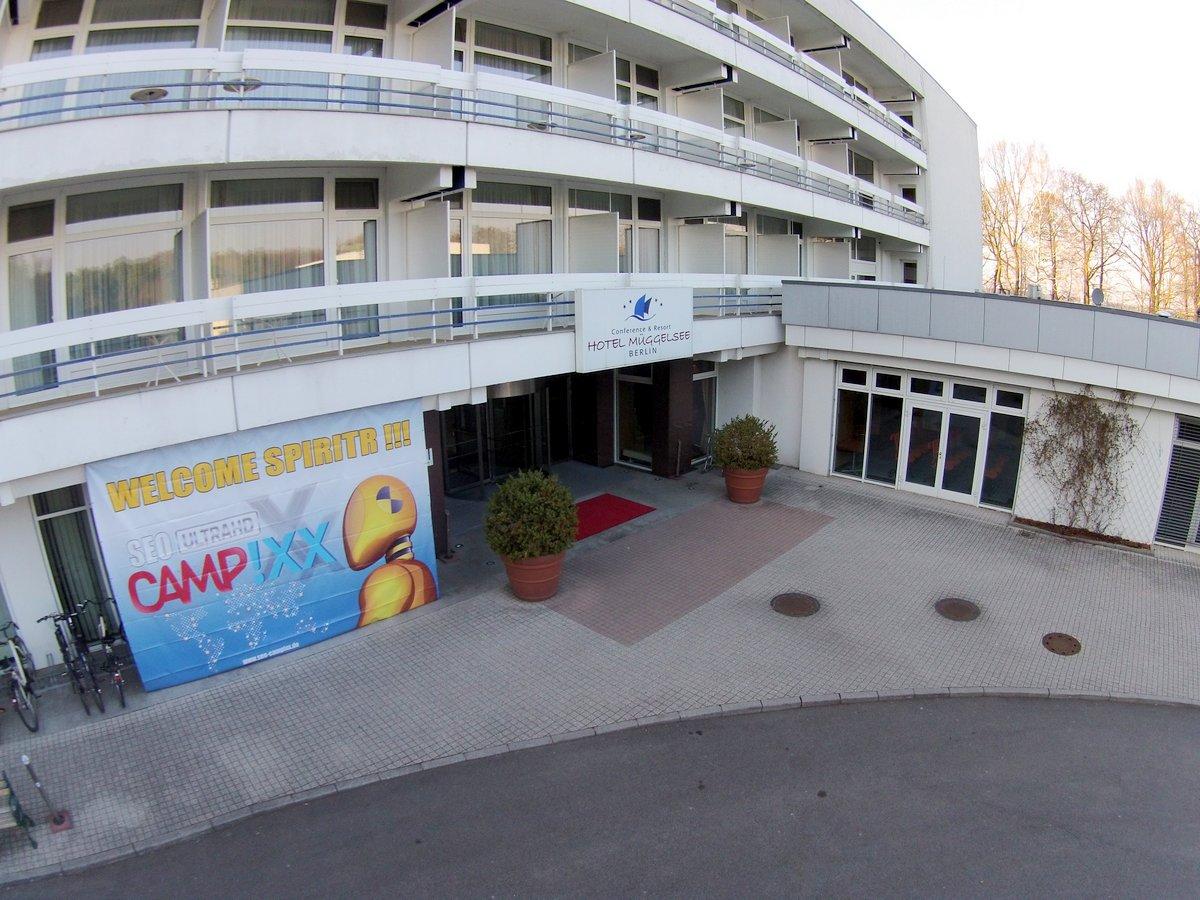 Eingang der SEO Campixx