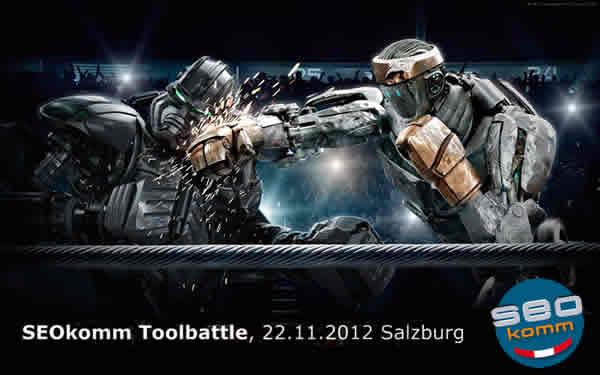 SEOKomm Toolbattle 2012