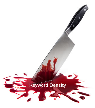 Killing Keyword Density